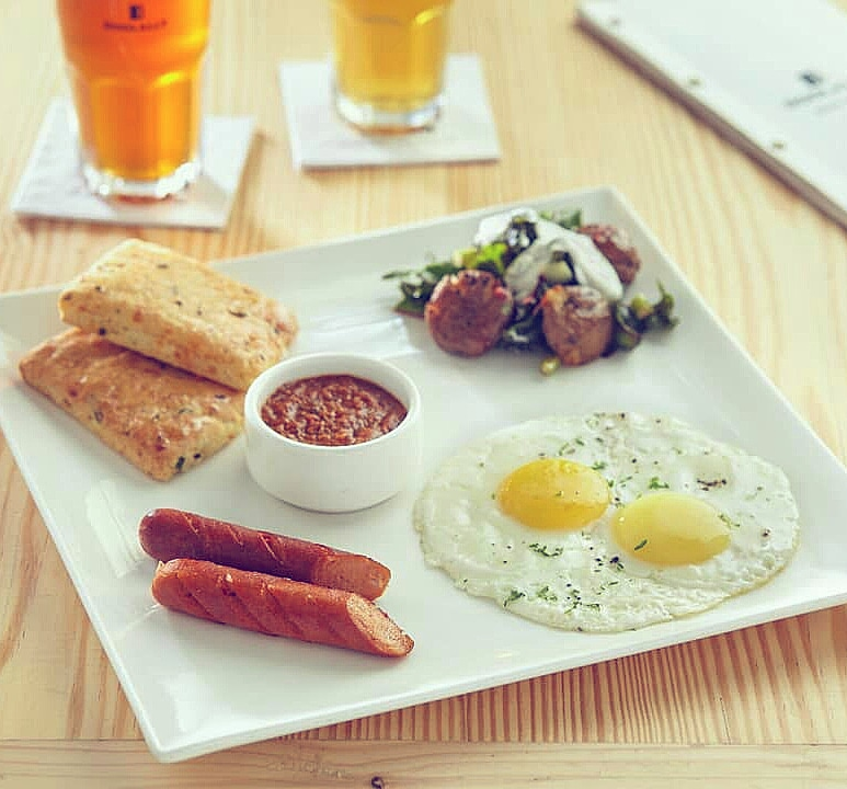 GO DOOLALLY with Eggs, And a Healthy Breakfast!??