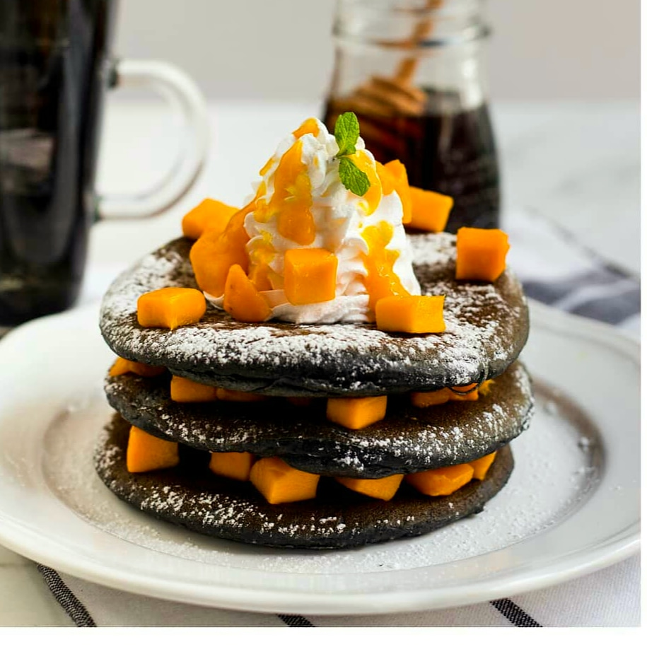 Pancakes @ Poetry By Love And Cheesecake!