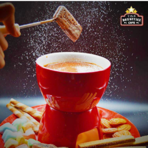 Chocolate Fondue @ Box Office Cafe??